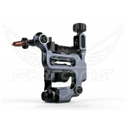 FK Irons AL13 Roswell Power Liner Tattoo Machine - Gunmetal