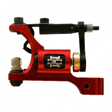 HM Mini Evolution Red - Maquina de Tatuar