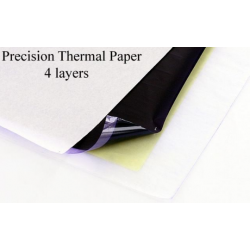 "Precison Tattoo Thermal Copier Paper - 8-1/2"" x 11"" - 100 Sheets"
