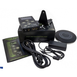 CX-2R Gen2 Power Supply - Internal Receiver & CXP Wireless Foot Pedal - Critical Tattoo